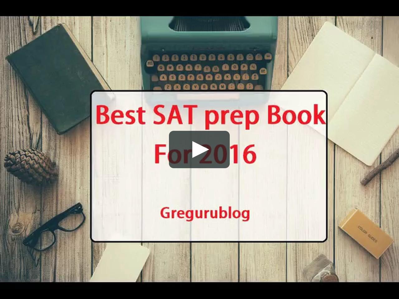 Best SAT preparation Books | Best SAT preparation Books