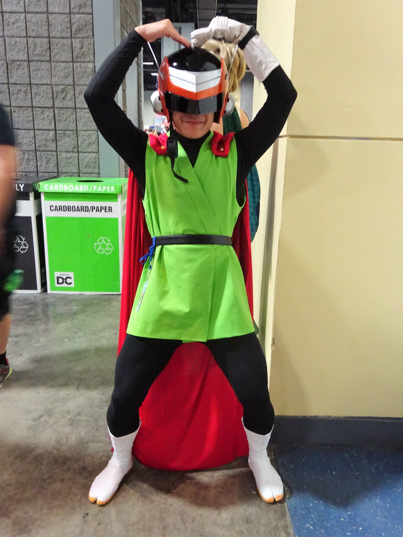Dragon Ball Z Cosplay Gohan The Great Saya Man Cosplay
