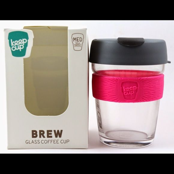 New Keep Cup Brew 12 Ounce Reusable Coffee