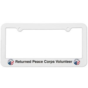 PROUD TO BE AN ENTREPRENEUR License Plate Frame Tag Holder