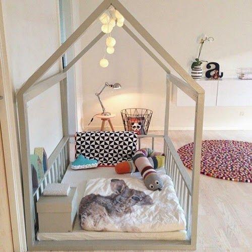 Lit Cabane Enfant Cocoeko Idee Chambre Enfant Lit Maison Deco Chambre Bebe