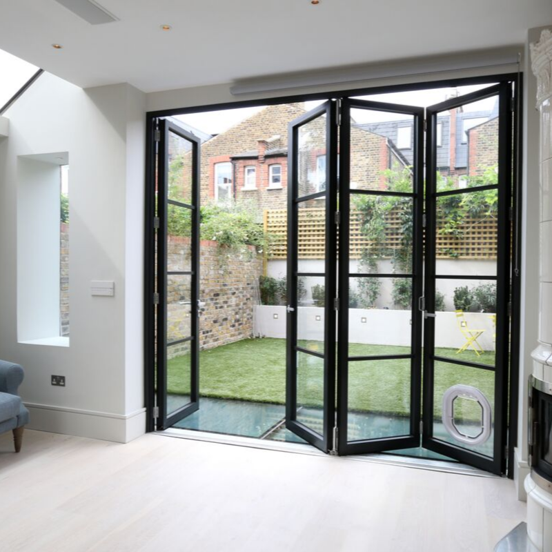 Bifoldingdoors Are One Of The Most Popular Options To Create