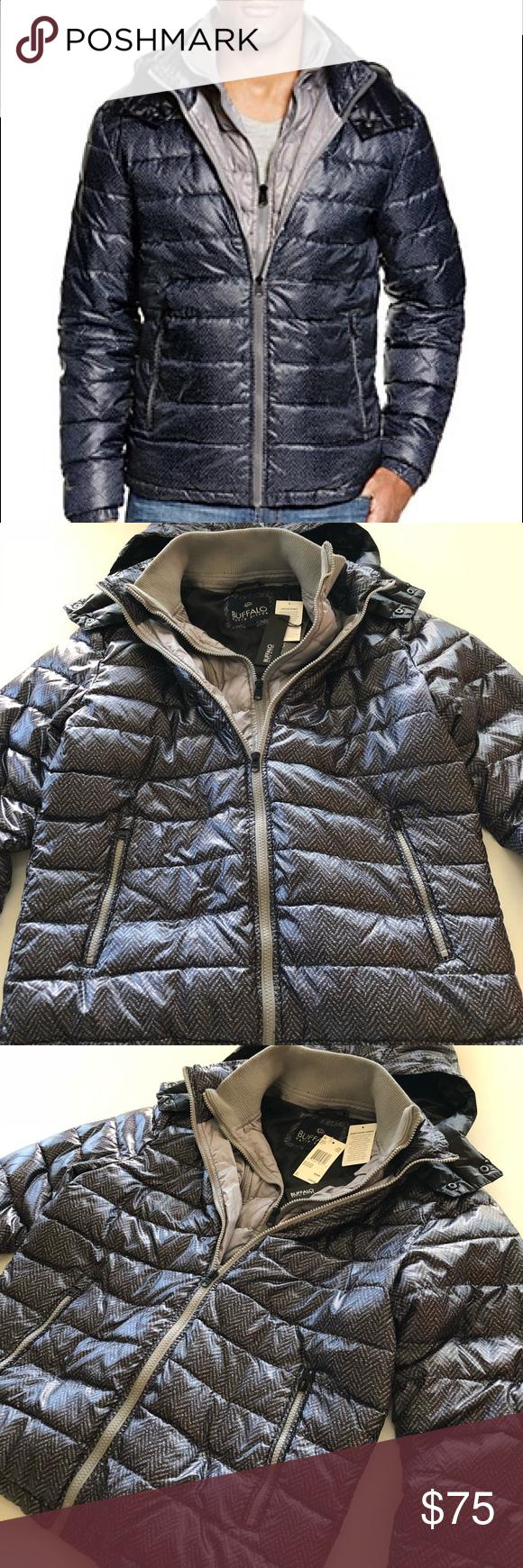 New Buffalo David Bitton Puffer Jacket Clothes Design Jackets Puffer Jackets [ 1740 x 580 Pixel ]