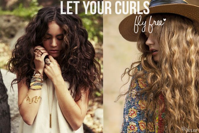 How To Tame Curly Hair Naturally