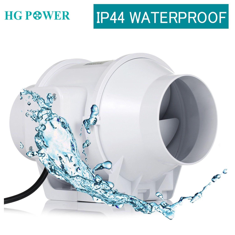 Fan For Bathroom Toilet Inline Duct