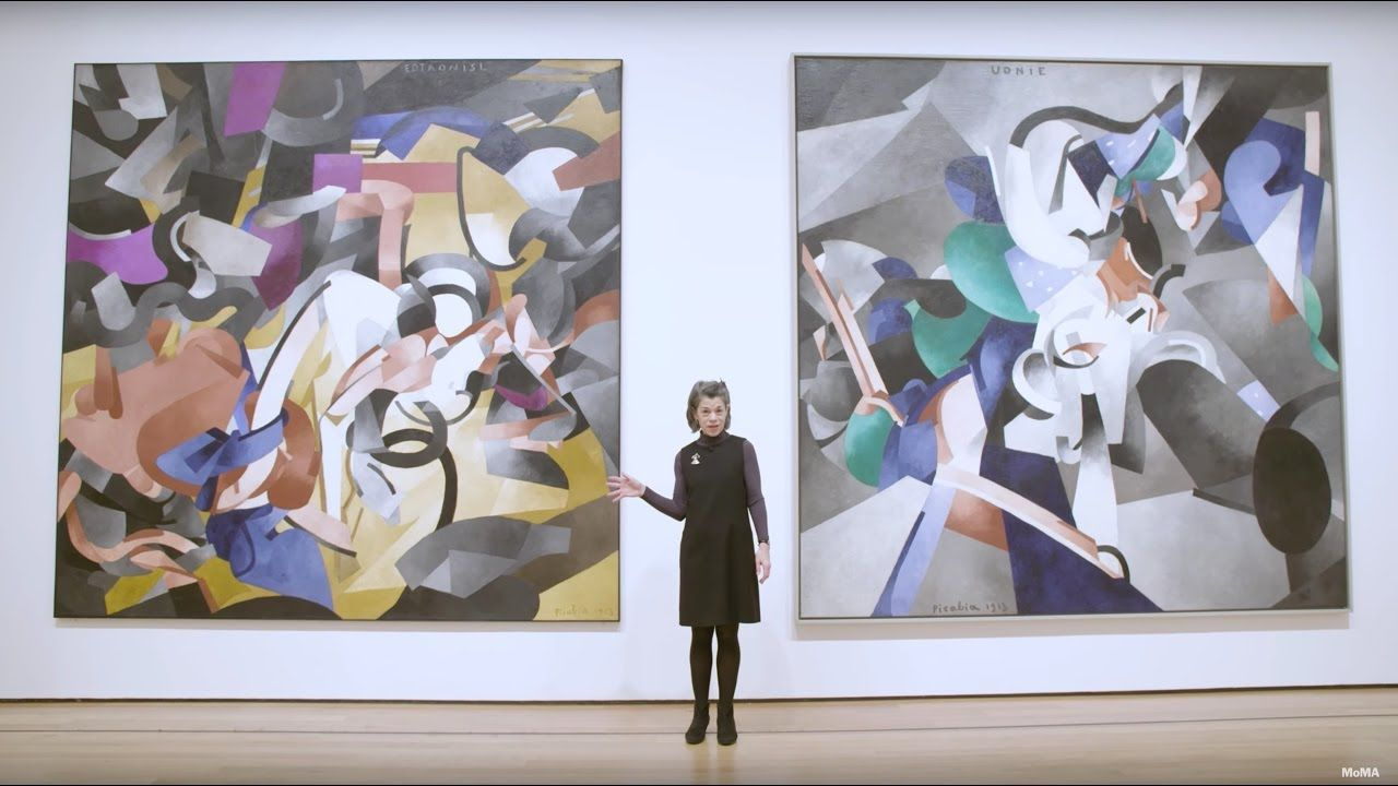 How to see Francis Picabia — with MoMA curator Anne Umland