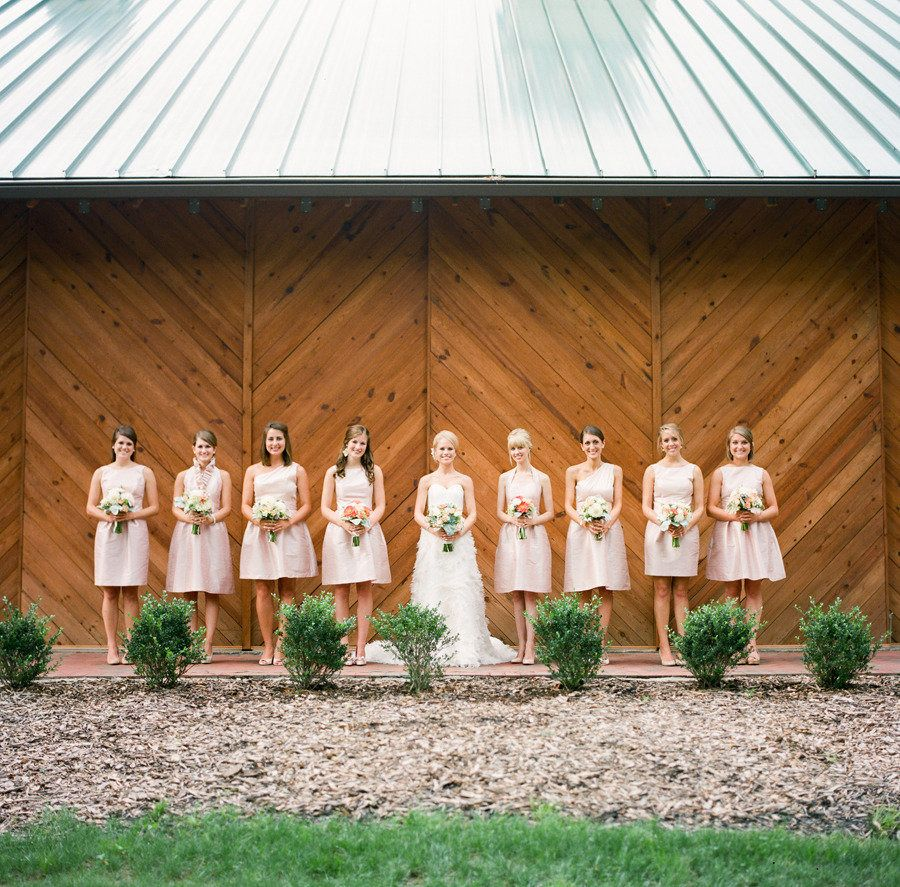 Wedding Venues In Nc: Charlotte Wedding From InContrast Images