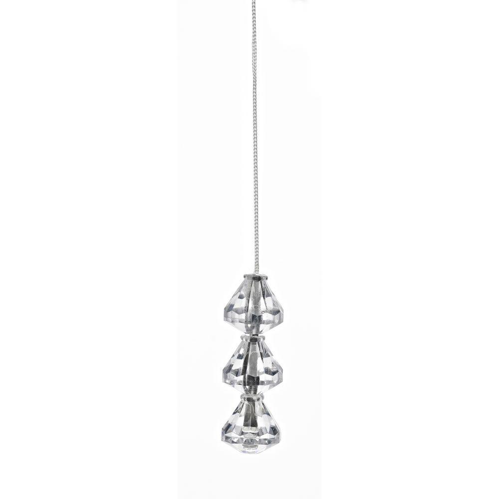 Light Pull Crystal Effect | Crystals, Lights and Bathroom light pulls
