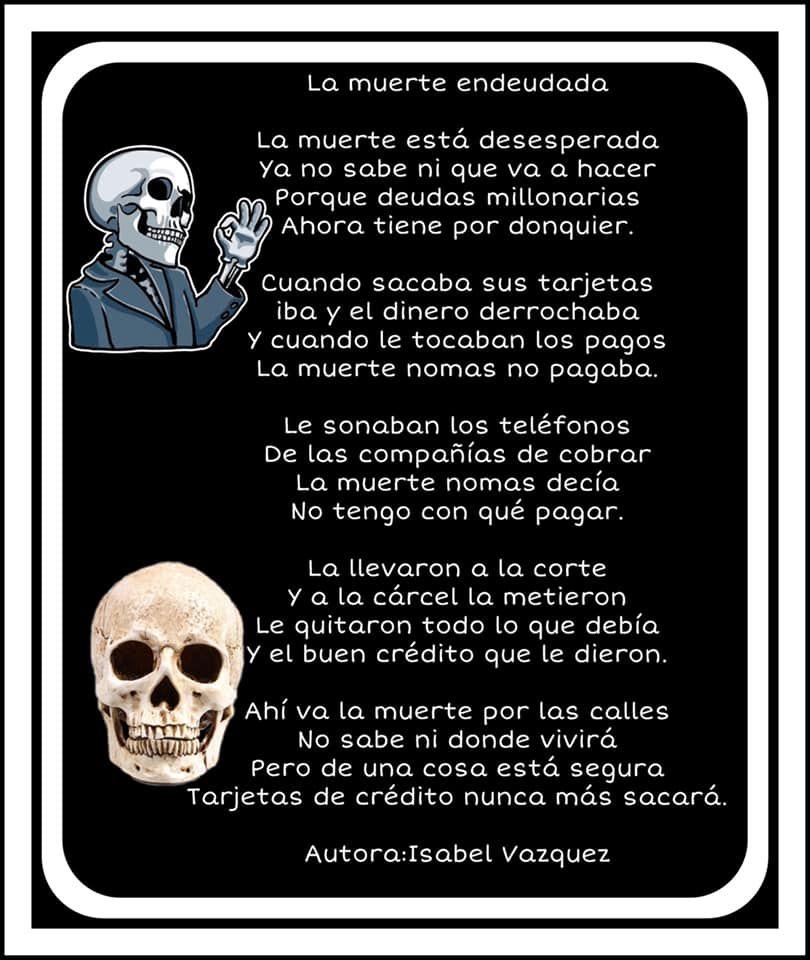 Imagenes De Calaveras Literarias Mexicanas De 20 Imagenes