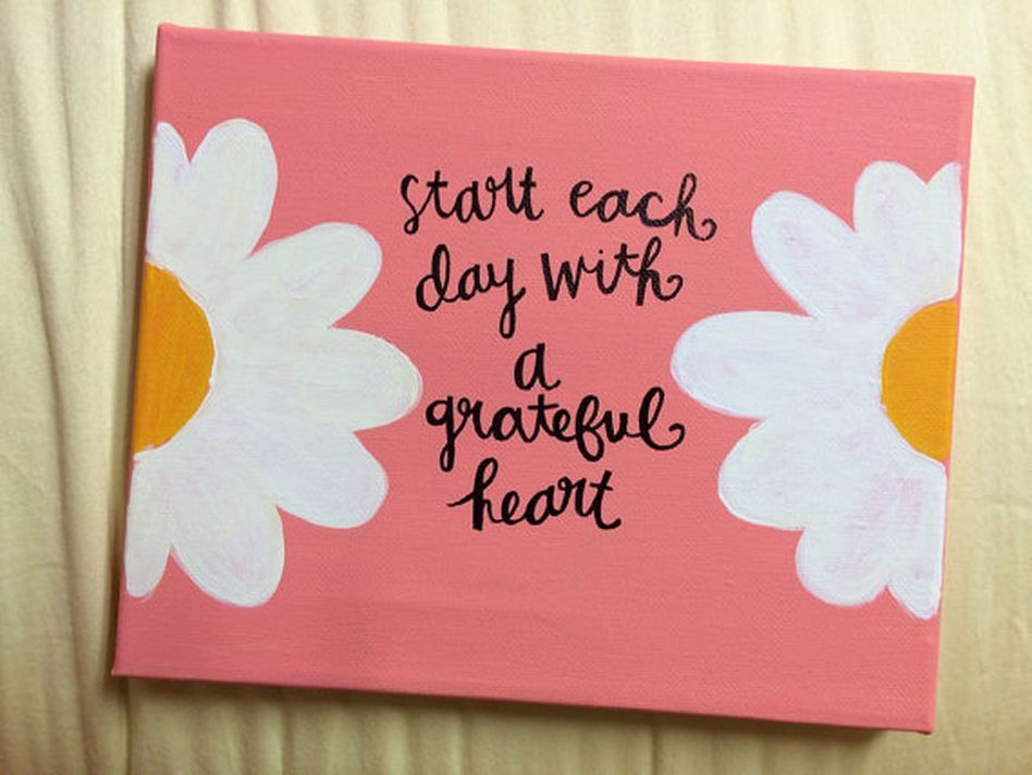Canvas Painting Projects Simple Ideas 34 Diy Quotes