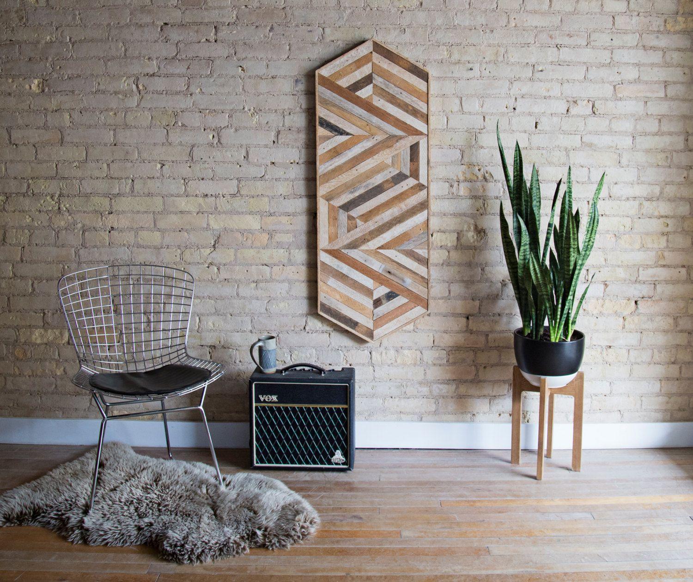 Rustic wood grain rustic wood furniture grain - Reclaimed Wood Wall Art Wood Decor Reclaimed Wood Wood Art Rustic Geometric