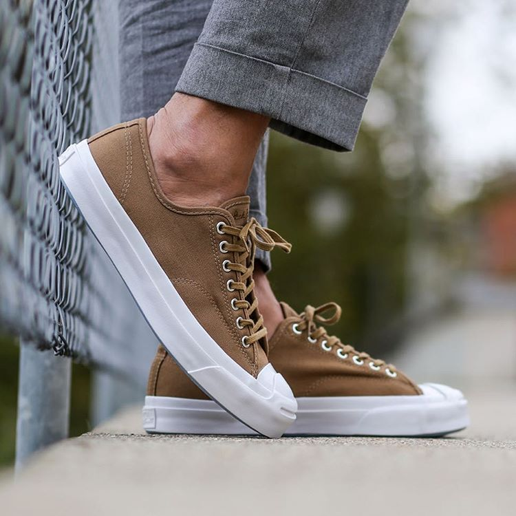 Converse Jack Purcell Ox: Sand Dune