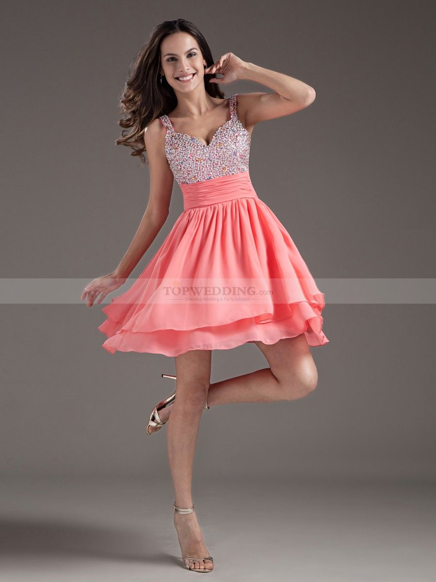 10 Best images about Short fancy dresses on Pinterest - Sherri ...