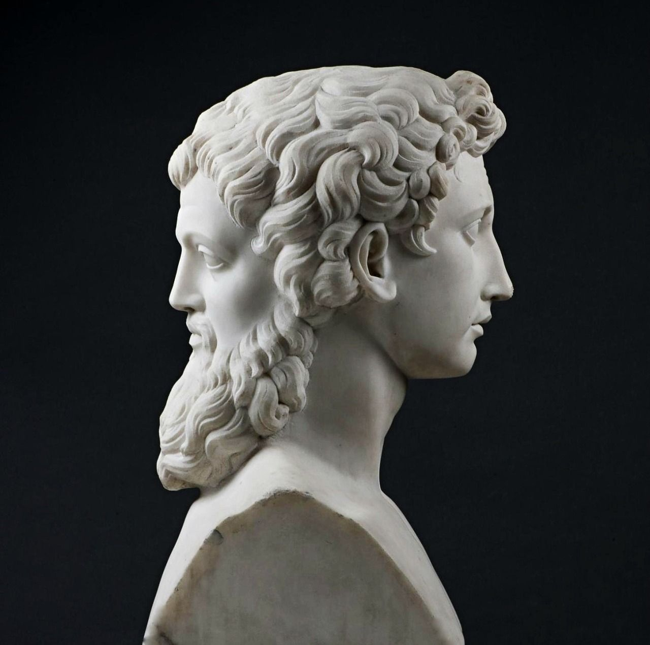 Two-faced Janus - who is this