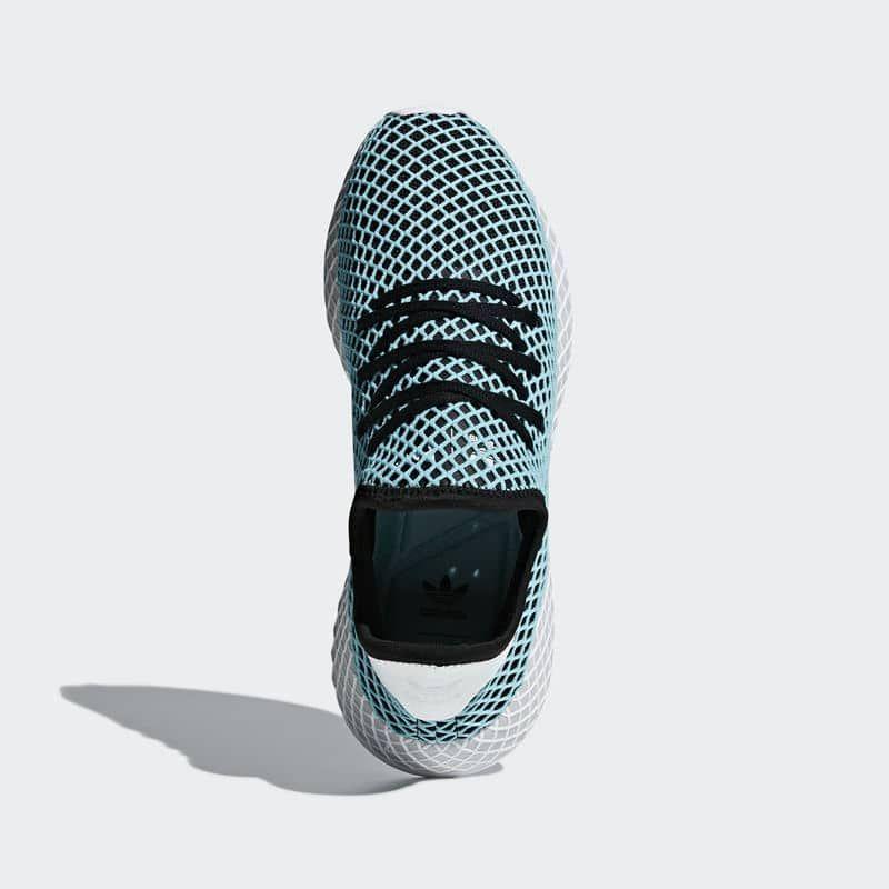 Parley x adidas Deerupt Runner Blau Spirit Adidas