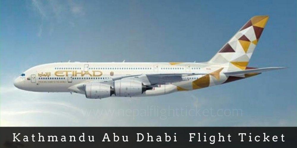 Kathmandu Khatam - Prenotazione biglietto aereo Abu Dhabi-6643
