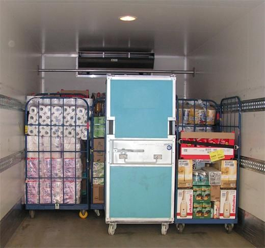 cold chain vehicle