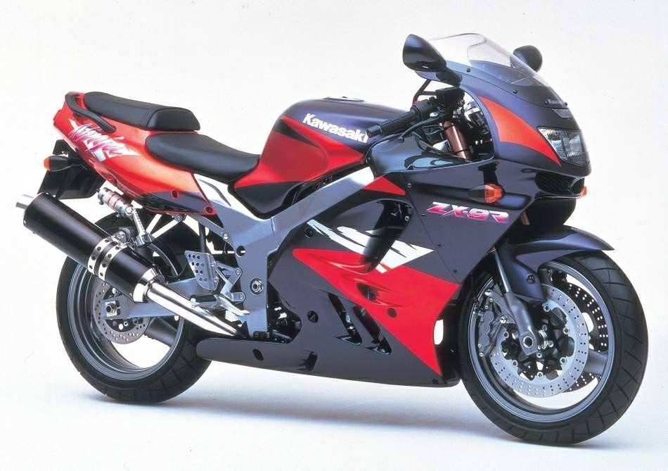 Kawasaki Zx 9r Ninja 1996 Motos Ninja