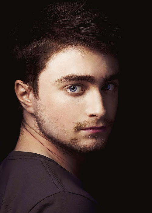 Daniel Radcliffe photographed by Ethan Hill (2008)