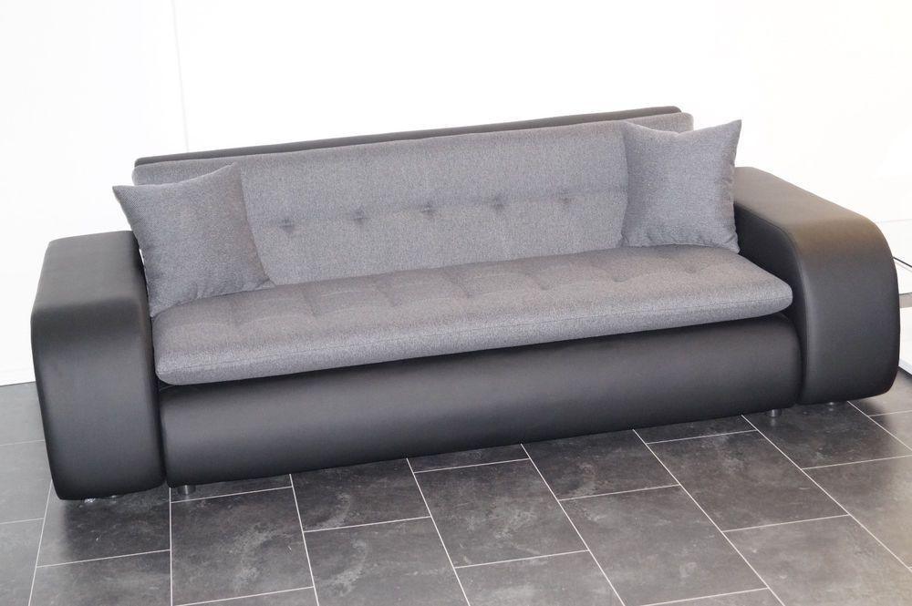 3 Sitzer Sofa Couch Wohnlandschaft Leder Imitat We Www Sofa