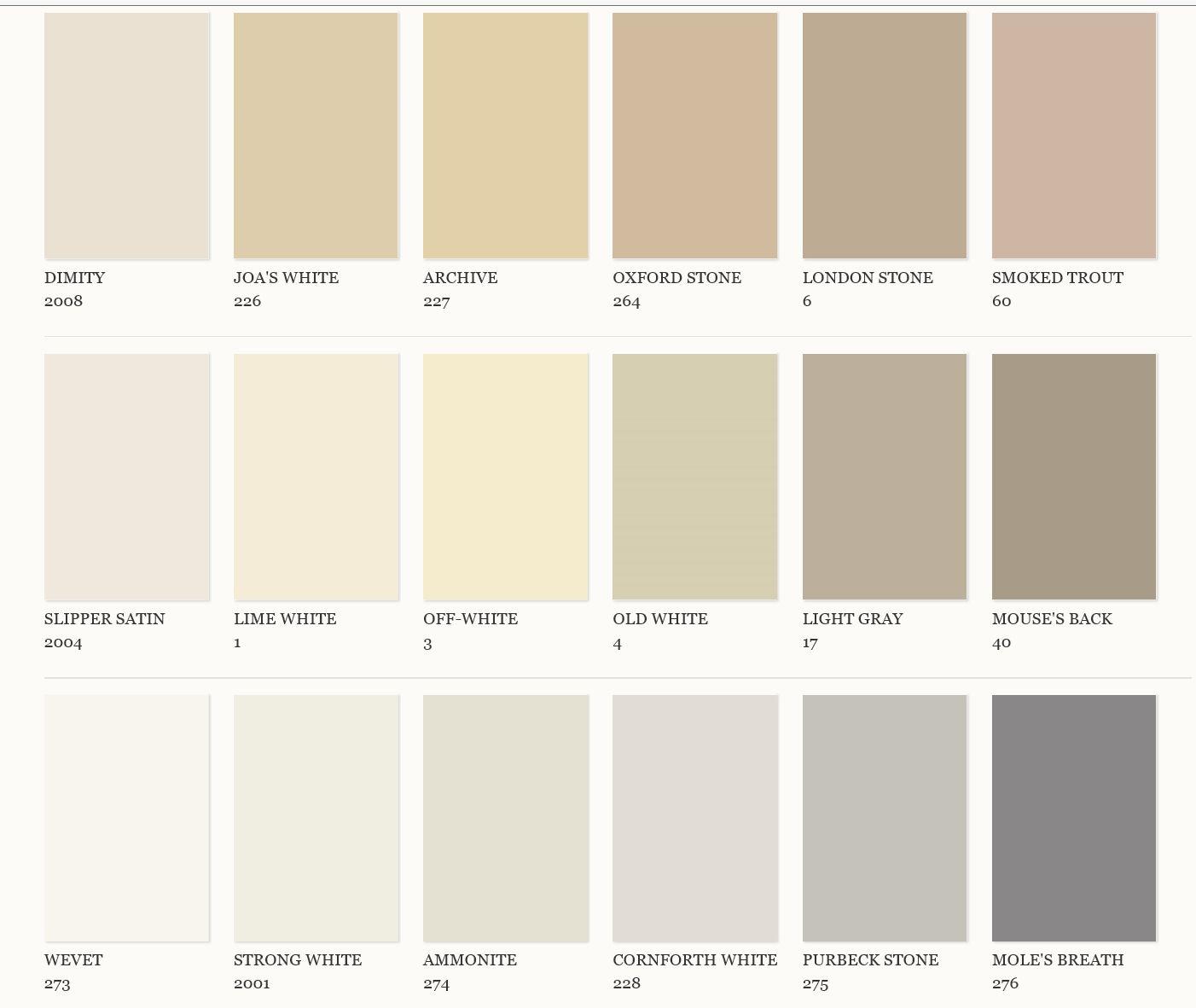 Dulux Exterior Paint Colour Chart: Image Result For Ecru Color Chart