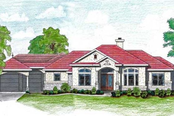 House plan 80 175 2855 sq ft 4 bed 3 5 bath 2 garage for 80 sq ft bathroom designs