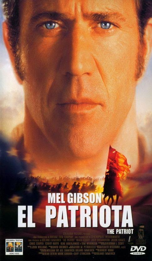 El Patriota Mel Gibson Movie Posters Movies