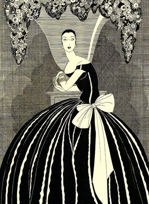Helen Dryden for Vogue