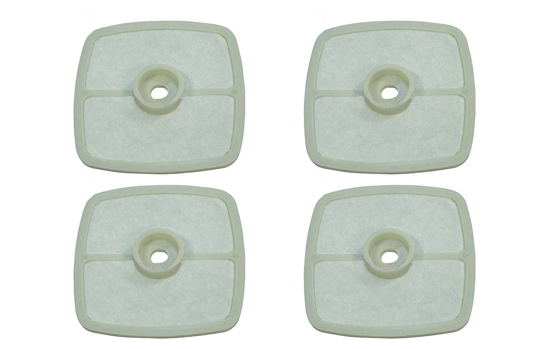 4pk Replacement Air Filters Fits Echo Mantis Stens Small Engines Fuel Filter 4 Fit Part 13031054130
