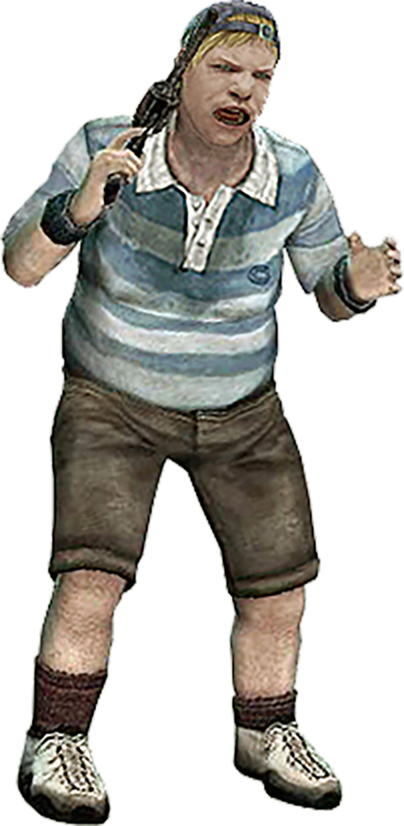 Eddie Dombrowski Silent Hill 2 Silent Hill 2