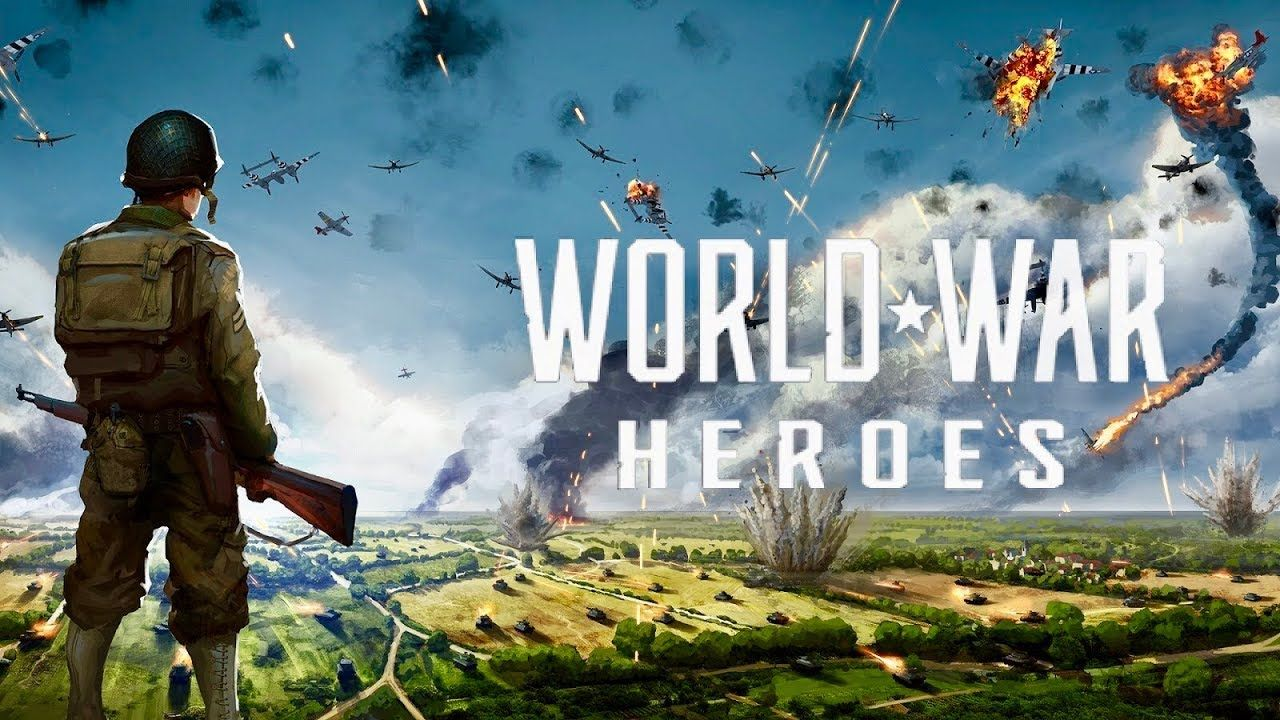 World War Heroes Team Deathmatch GameplayHD YouTube