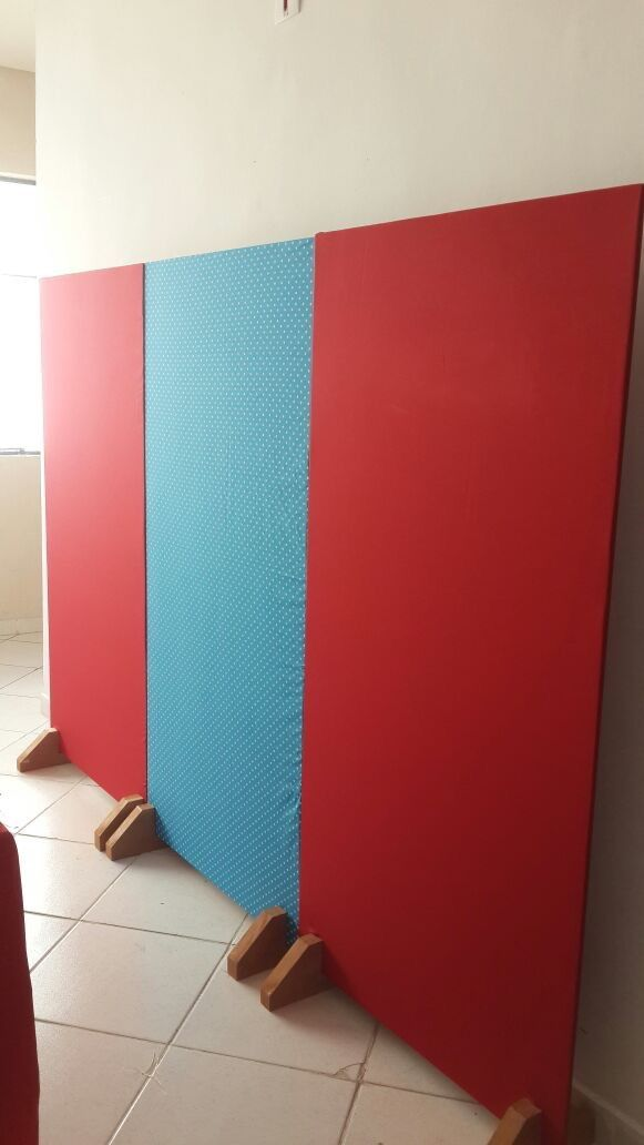 3d9a6b7191 ideias em casa painel de tecido decoracao festa diy