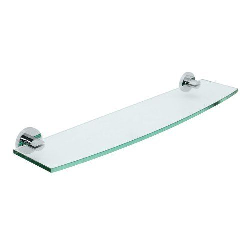 Gatco Bathroom Accessories gatco channel chrome glass shelfgatco. $35.06. your towels