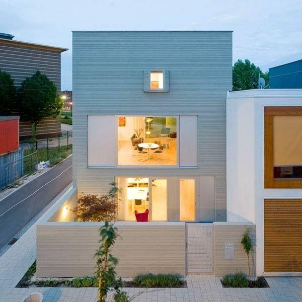 Minimalist Exterior Home Design Ideas: Modern Minimalist House