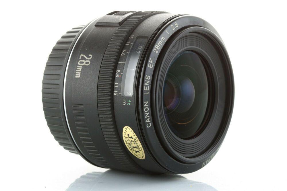 Objectif Canon Ef 28mm 1 28 Pour Eos 700d 7d 6d 5d 2 8 Garanti 6 Mois Category Stuff To Buy Eos