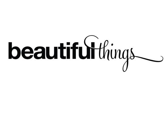 A Beautiful Thing Business Branding Design Lettering Branding Design