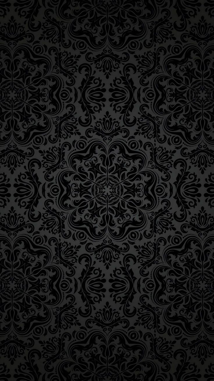 Pattern Black Brown Design Wallpaper Visual Arts Iphone Wallpaper 4k Android Wallpaper Black Iphone Wallpaper Pattern Black Wallpaper