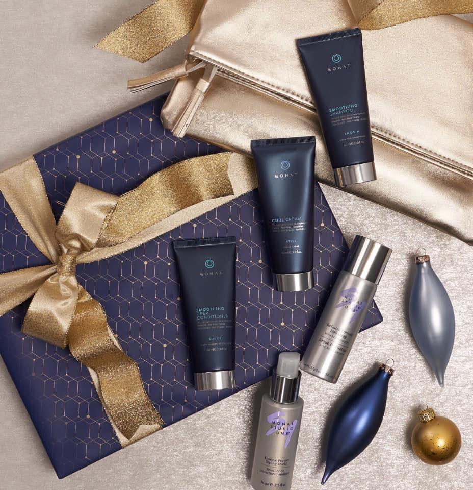 Holiday gift set Monat hair, Monat, Holiday gift sets