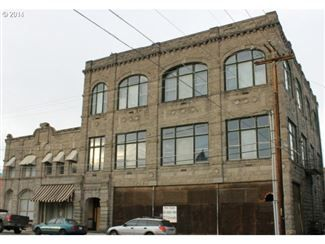Historic commercial real estate listing for sale in Baker