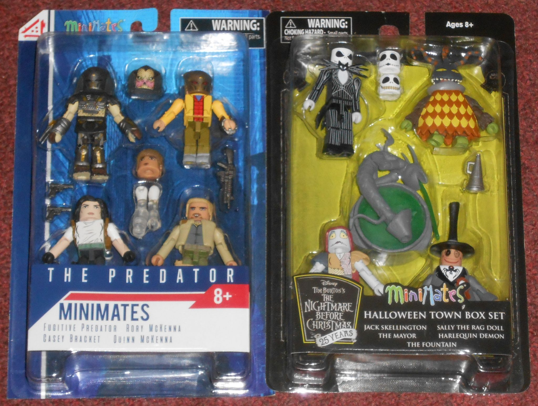 Minimates Pathfinder Series One 4 Figure Set NEW Toys Collectibles IN STOCK