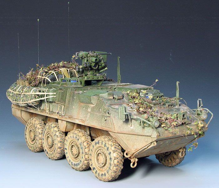 M1126 Stryker by Henry Liu (AFV Club 1/35) | Military