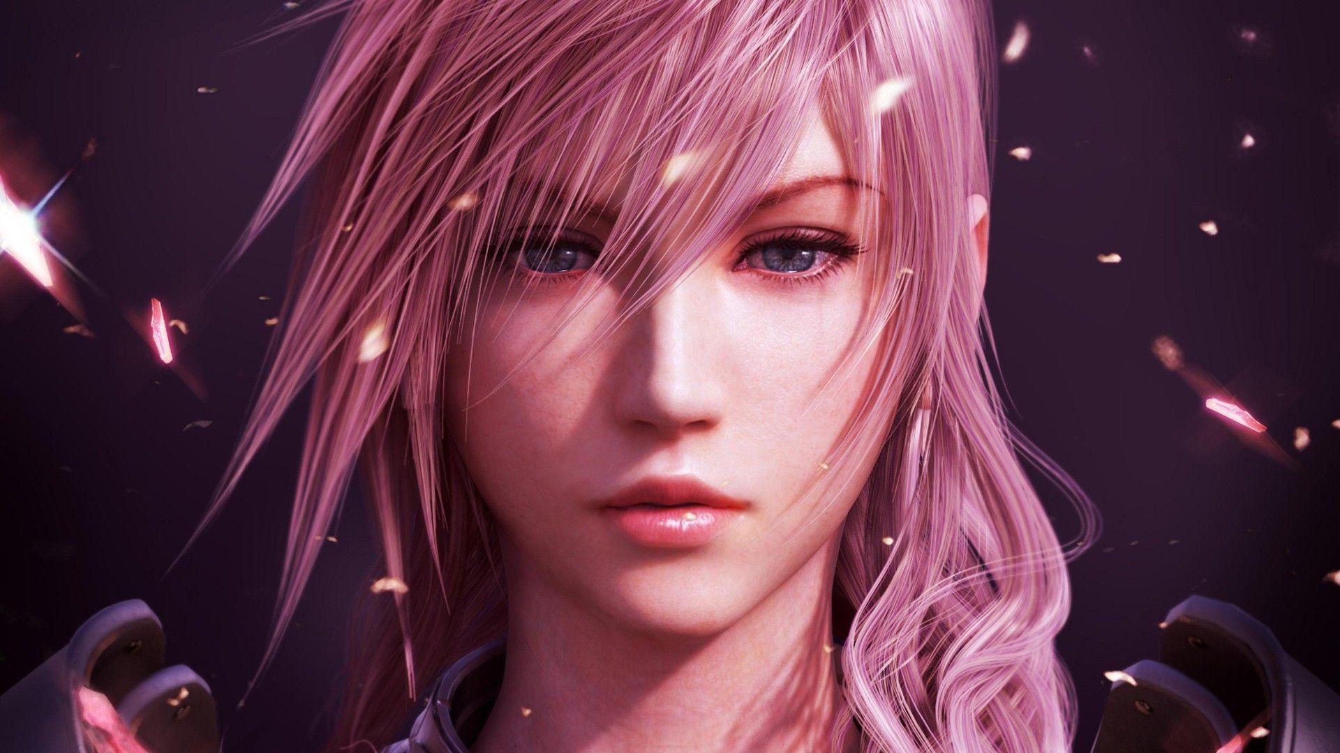 Video Games Claire Farron Final Fantasy Xiii Wallpaper Lightning Final Fantasy Final Fantasy Girls Fantasy Girl