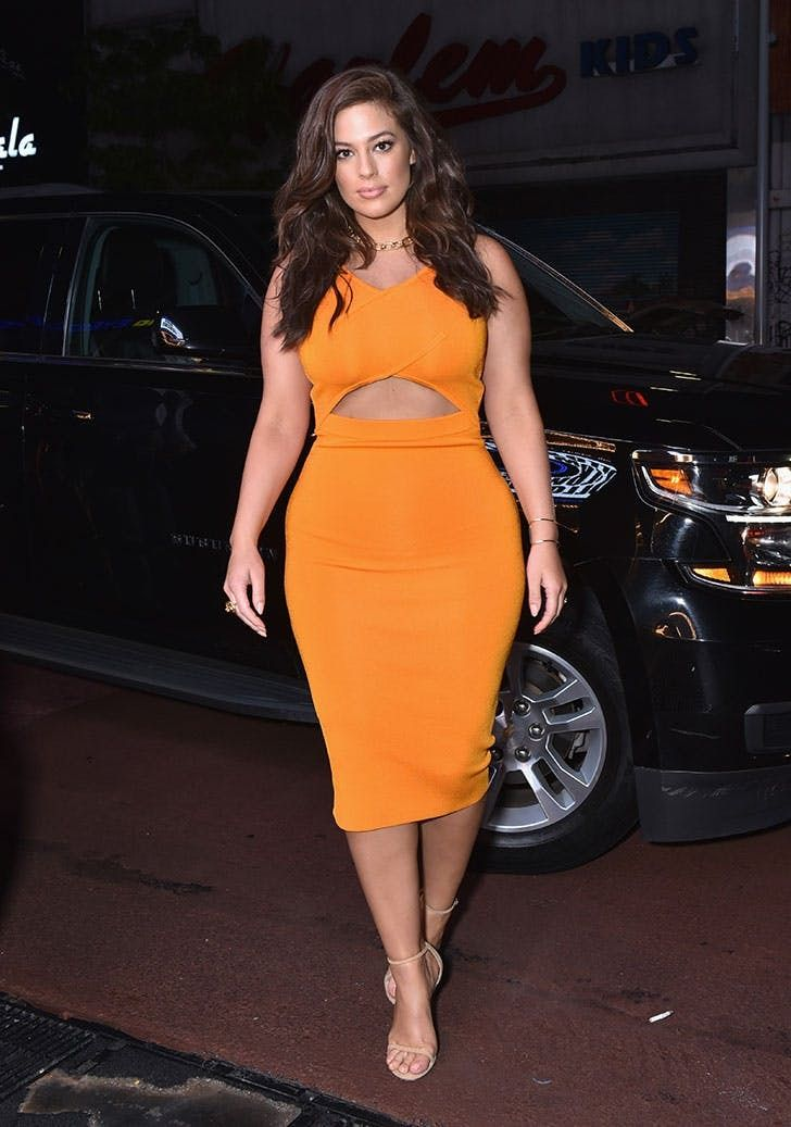7 Styling Tips We Learned from Ashley Graham