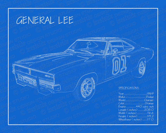 1969 dodge charger general lee blueprint 8x10 jpeg image file 1969 dodge charger general lee blueprint 8x10 jpeg image file malvernweather Image collections