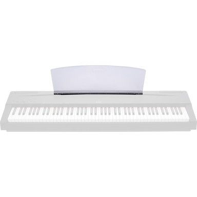 Yamaha Replacement Music Rest For P Series Keyboards In White