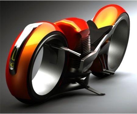 Top 10 Futuristic Concept Bike Designs Futuristic Motorcycle