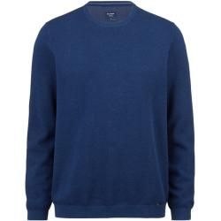 Photo of Olymp Strick Pullover, modern fit, Blau, Xl Olympolymp