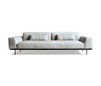 Sit Up 535 By Vibieffe Leather Sofa Sofa Modular Sofa Design