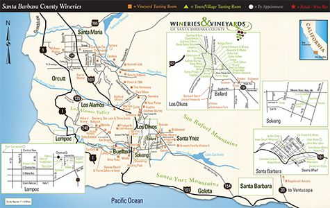 Santa Barbara Wine | Santa barbara, Country maps, Santa ... on san diego wine tasting map, cambria wine tasting map, los olivos wine tasting map, solvang ca map, napa wine tasting map, edna valley wine map, central valley wine map, foxen wine trail map, paso robles wine tasting map, willamette valley wine tasting map, solvang wineries map, solvang century map, wine tasting sonoma map, santa rita hills appellation map, california wine tasting map, amador county wine tasting map, sutter creek wine tasting map, santa rita hills wineries map, napa valley driving map, temecula wine tasting map,