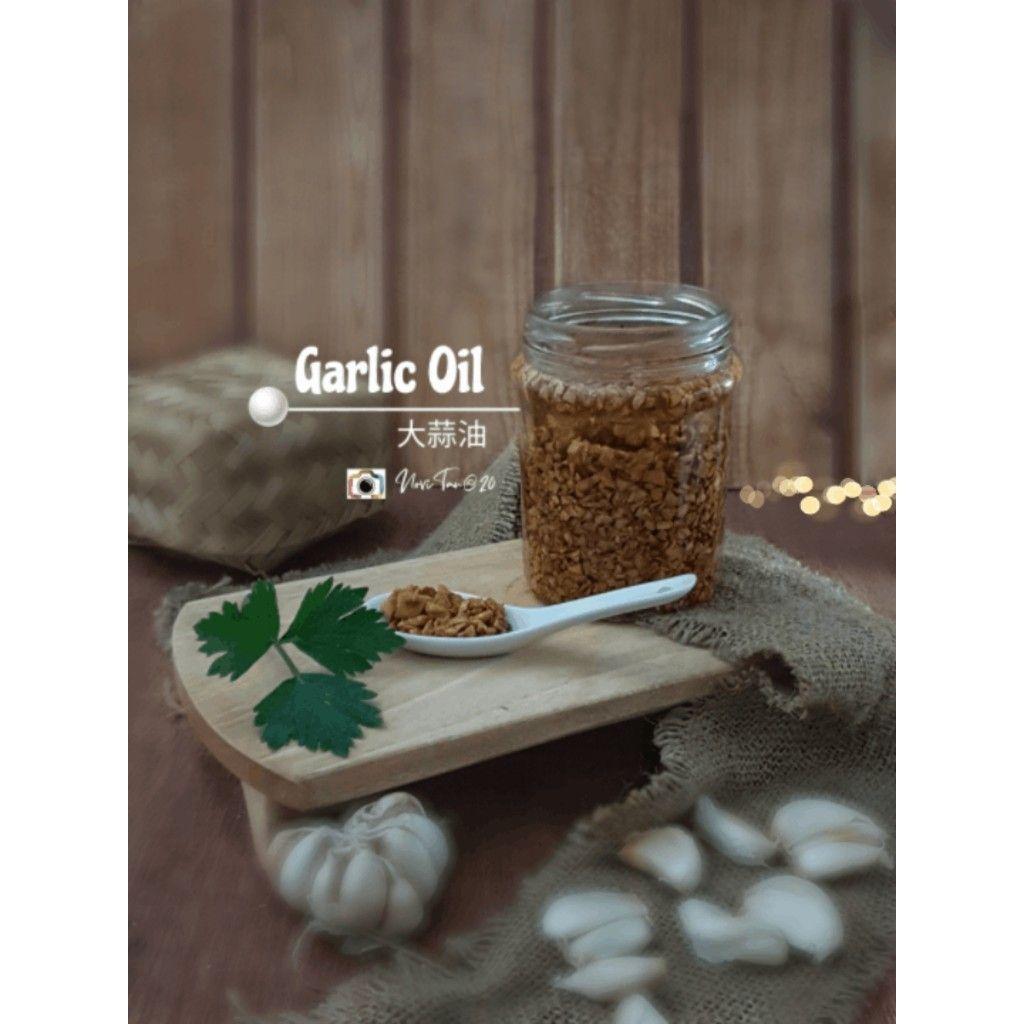 Crispy Garlic Oil Photography Di 2020 Resep Masakan Bawang Putih Resep